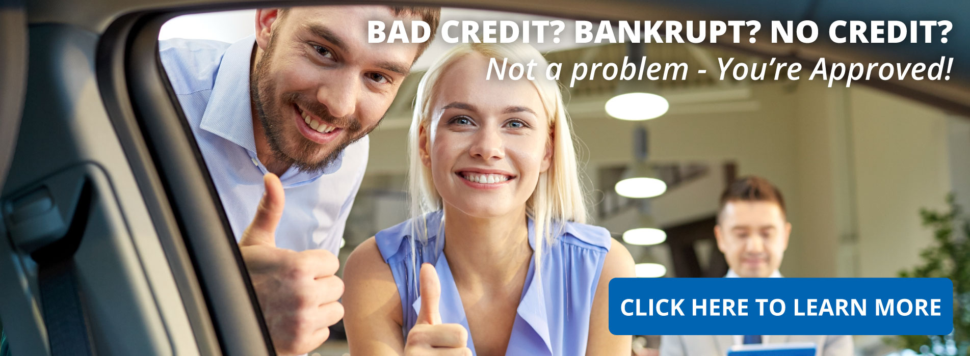 auto credit loan approval - no problem